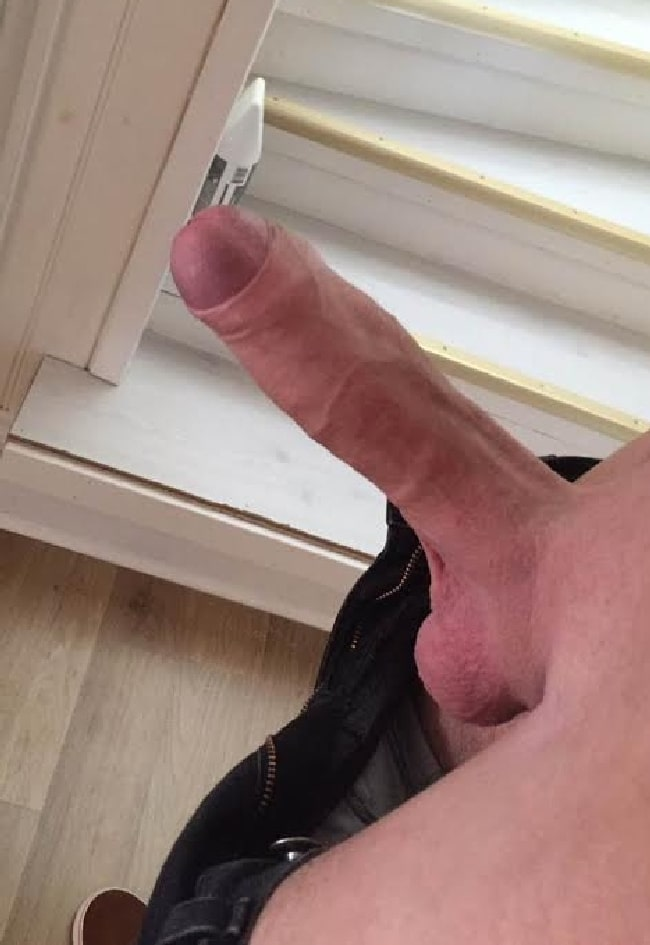 Shaved Uncut Dick
